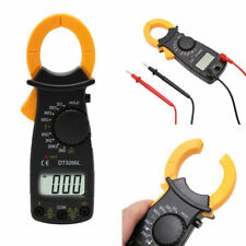 DT3266L Multimeter Digital Clamp Meter Voltage Current Resistance Tester