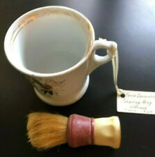 Collectible Shaving Mugs Brushes For Sale Ebay