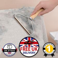 Lint Remover Portable Pet Fur Remover Fabric Shaver De-Bobbler UK