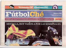 Football Newspaper>VALENCIA v CHELSEA Apr 2007 UCL