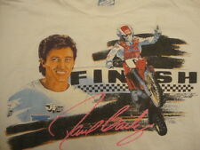 Vintage David Bailey Motocross Team Honda Motorcycle RARE T Shirt XL