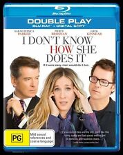 I Don't Know How She Does It (Blu-ray, 2012, 3-Disc Set)