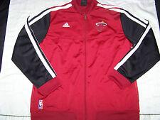Adidas Men's Miami Heat On Court Jacket NWT 2XL