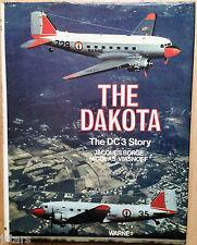 THE DAKOTA THE DC3 STORY AVIATION HISTORY BOOK, JACQUES BORGE, NICOLAS VIASNOFF