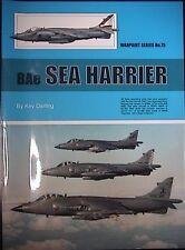 Warpaint Book Series No.75 BAe Sea Harrier