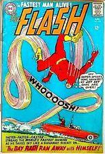 THE FLASH 154 F+ 1959 DC 1st SERIES RARE