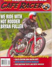 CAFE RACER USA No.25 F-March 2013 (NEW COPY)  *Post included to UK/Europe/USA