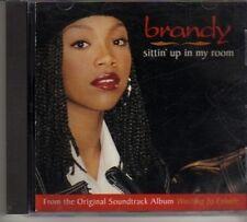 (DO977) Brandy, Sittin' Up In My Room - 1996 DJ CD