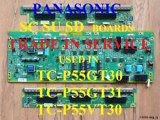 TXNSC1NVUU TXNSU1NVUU TXNSD1PAUU TRADE-IN for TC-P55GT30 TC-P55GT31 TC-P55VT30