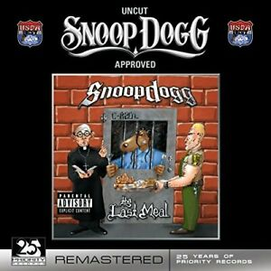 Snoop Dogg - Tha Last Meal [CD]