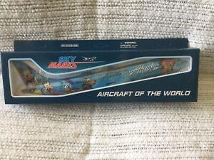 Skymarks Alaska Airlines Boeing B737-900 Spirit Of Disneyland Model 1/130 NIB