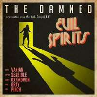 The Damned - Evil Spirits Neue CD