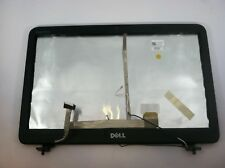 Dell Vostro 1550 LCD Black Back Cover w/ Bezel.Hings, Cables, Webcam YN2V6 10A31
