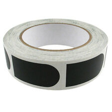 "Storm 1"" Black Smooth Bowling Ball Thumb Tape Pack Roll 500 Ct"