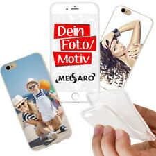 Personalisierte Handy Hülle iPhone 5C mit eigenem Foto Druck Logo TPU Elastisch