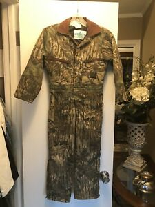 Liberty Outdoor Gear Camo Coveralls Insulated Size 10 Youth Regular