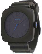 Relojes de pulsera Nixon de acero inoxidable para hombre