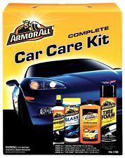 ARMOR ALL 4 PIECE CAR CARE KIT