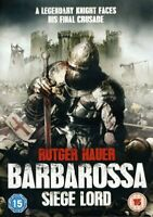Barbarossa - Siege Lord (DVD 2011) Rutger Hauer