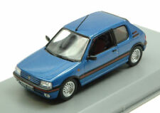PEUGEOT 205 GTI 115 CV 1992  bleu  WHITEBOX 1/43