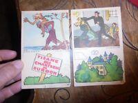 Anciennes Cartes de la Tisane des Chartreux de Durbon