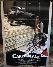 Original movie poster-Affiche originale-Carre Blanc 120*160 1985 Paoli