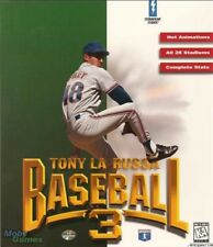 TONY LARUSSA BASEBALL 3 +1Clk Macintosh Mac OSX Install