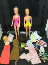 Vtg 70s 80s Uneeda Donna + Extra Clone Doll Clothes and Accesories Lot shilman