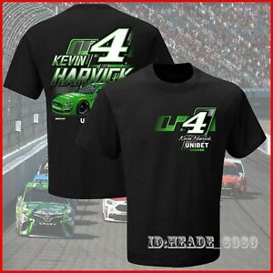 Men's Kevin Harvick Stewart-Haas Racing Team Collection Graphic 2-Spot T-Shirt