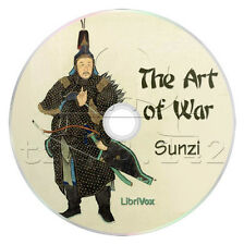 The Art of War by Sun Tzu (LibriVox Audiobook) (Sunzi) (mp3 CD)