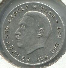 1930 Germany Adolf Hitler Token - Lot EC # 1457