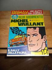 """ALBI ARDIMENTO """"MICHEL VAILLANT-IL RALLY DELLA PAURA"""" N. 5 MAGGIO 1970"""