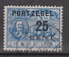 Port 41 used NVPH Netherlands Nederland Pays Bas 1907 due used portzegel