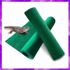 Reptile Carpet Terrarium Substrate Liner Pet Habitat Bedding Mat 2 Pack Blsmu