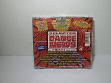 Dance News Vol 4 Hit Mania Magazine NUOVO SIGILLATO CD