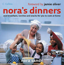 Nora's Dinners, Nora Sands, Jamie Oliver,