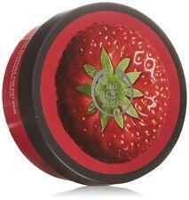 The Body Shop Strawberry Creamy All-Over Body Moisturiser Body Butter (200 ml) J