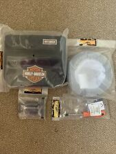 DeAgostini Harley Davidson 1990 FLSTF Fatboy 1:4 Scale. 4 Different Parts