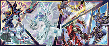 Yu-Gi-Oh! YuGiOh! Duel Power Double Sided Game Board/Playmat