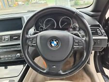 Genuine BMW M Sport Paddleshift Steering Wheel Fits 5 6 7 Series F Models