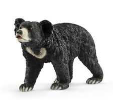 Schleich 14779 Sloth Bear Male Toy Wild Animal Figurine - NIP