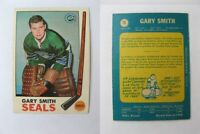 1969-70 OPC O-Pee-Chee #78 Smith Gary crease   seals
