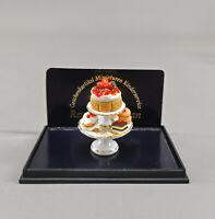9911070 Reutter Puppenstuben-Miniatur Tortenpyramide