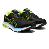 Asics Mens Gel-Pulse 12 Running Shoes Trainers Sneakers Black Green Sports
