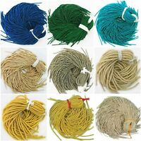 French Wire Bullion Spiral Finish For Embroidery and Jewelry Making