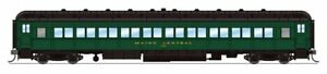 Broadway Limited 6447 HO Maine Central 80' Passenger Coach #213