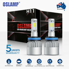 H8 H9 H11 LED Headlight Kit Bulbs Low Beam for Toyota Camry Land Cruiser Prius