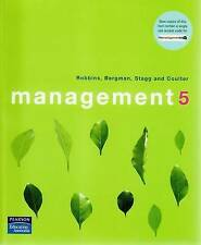 Management by Rolf Bergman, Mary Coulter, Stephen P. Robbins, Ian Stagg (Mixed media product, 2008)