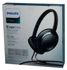 Philips SHL4805DC Flite Everlite Over-Ear Kopfhörer mit Mikrofon Federleicht