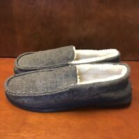 IKE Behar Size M(9-10) Men's Brown Slippers